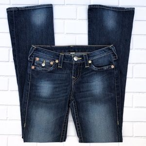True Religion Flap Pocket Bootcut Jeans 👖